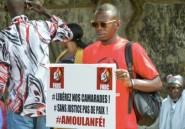 Crise politique en Guinée: prison ferme pour les instigateurs de la contestation anti-Condé