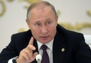 Poutine accueille l'Afrique