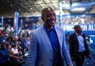 Critiqué, le premier chef noir de l'opposition sud-africaine démissionne