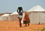 Niger: près de 450.000 réfugiés et déplacés fuyant jihadistes et bandes armées