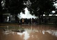 Centrafrique: au moins 28.000 sans-abris après des inondations inédites