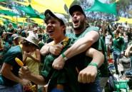 """En Afrique du Sud, la victoire des Springboks """"ravive la magie"""" de Mandela"""