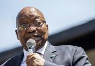 Afrique du Sud: Zuma demande officiellement