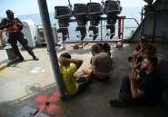 Togo: quatre marins enlevés au large de Lomé