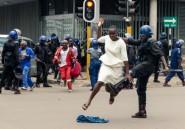 Zimbabwe: un rassemblement de l'opposition dispersé par la police