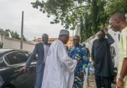 Bénin: l'ex-président Thomas Boni Yayi a quitté Cotonou après une visite éclair