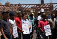 Afrique du Sud: manifestation contre la fermeture d'une aciérie d'ArcelorMittal