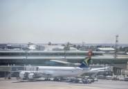 Afrique du Sud: accord de fin de grève entre la compagnie aérienne SAA et les syndicats