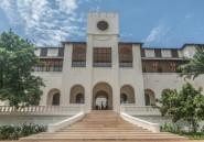 Le Palais de Lomé accueille le premier centre d'art du Togo