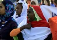 Des centaines de Soudanaises manifestent contre les violences faites aux femmes