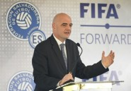 """Fifa: Infantino veut """"une ligue africaine"""" et un milliard pour les stades"""