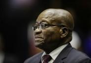 Afrique du Sud: un tribunal rejette la demande d'appel de l'ex-président Zuma