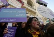Tunisie: des centaines de manifestantes contre les violences