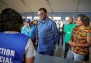 Namibie: le président Hage Geingob réélu avec un score en forte baisse