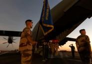Arrivée en France des corps des 13 militaires tués au Mali