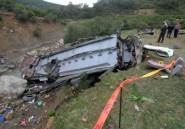 Un bus de touristes tunisiens tombe dans un ravin: au moins 24 morts