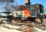 Soudan: 16 morts dans une explosion et l'incendie d'une usine