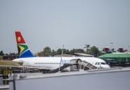 South African Airways : plan de sauvetage de l'Etat pour la compagnie aérienne
