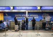 """Nouveau plan de sauvetage pour South African Airways pour éviter son """"effondrement"""""""
