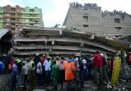 Kenya: au moins trois morts dans l'effondrement d'un immeuble