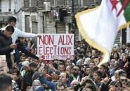 Algérie: les étudiants défilent nombreux