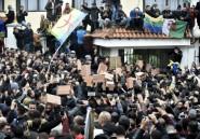 """Algérie: la Kabylie frondeuse veut """"zéro vote"""""""