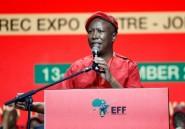 Afrique du Sud: Julius Malema reconduit