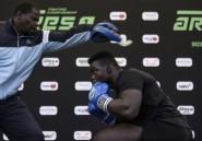 Au Sénégal, les arts martiaux travaillent au corps les lutteurs traditionnels
