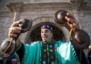 Au Maroc, Essaouira célèbre la reconnaissance de la musique gnaoua par l'Unesco