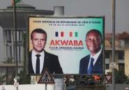 Trève de Noël pour Macron en Côte d'Ivoire