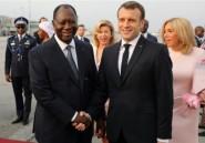Macron cultive les bonnes relations franco-ivoiriennes