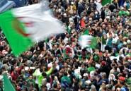 Algérie: dix mois de contestation populaire