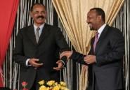 Rencontre du Premier ministre éthiopien et du président érythréen