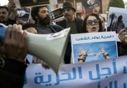 """Maroc: les défenseurs des droits humains dénoncent la """"répression"""" des réseaux sociaux"""