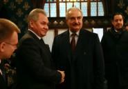 Libye: les deux chefs rivaux