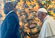 Le pape François reçoit le président de la RDC Tshisekedi