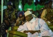 """L'ex-président Jammeh """"immédiatement arrêté"""" s'il retournait en Gambie, dit le ministre de la Justice"""