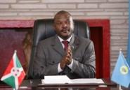 Burundi: 500.000 euros et une villa pour le président sortant Nkurunziza