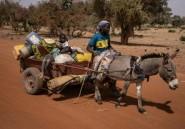 Violences jihadistes au Burkina: Barsalogho, épicentre d'une crise humanitaire grandissante