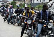 Nigeria: inquiétude des motos-taxis