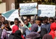Des Soudanais manifestent contre l'envoi de proches combattre en Libye et au Yémen