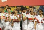 Supercoupe d'Afrique: quatrième titre pour le Zamalek, vainqueur de l'Espérance Tunis