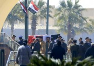 Egypte: Sissi rend hommage