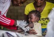 Epidémies en RDC: la rougeole, l'autre course de vitesse