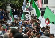 """""""Hirak"""": les Algériens défient dans la rue le coronavirus"""