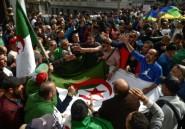 Algérie: des manifestants toujours déterminés malgré le coronavirus