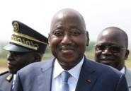 Amadou Gon Coulibaly, un proche de Ouattara, de l'ombre