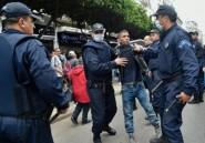 Algérie: manifestation dispersée