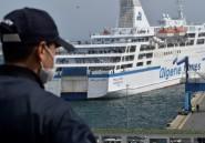 Coronavirus: dernier ferry de France pour l'Algérie