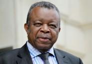 Le virologue congolais Jean-Jacques Muyembe, d'une épidémie